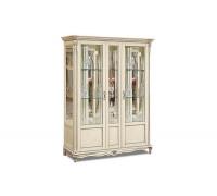 Шкаф-витрина Алези