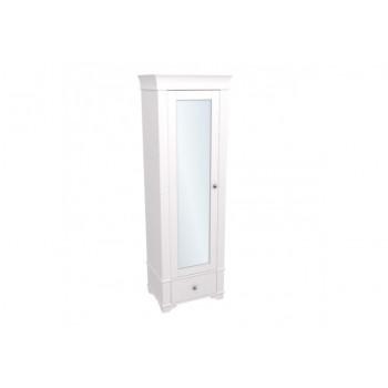 Шкаф 1-дверный с зеркалом БЕЙЛИ