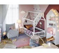 Кровать домик Минт Д - 201