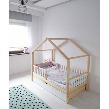 Кровать домик Минт Д - 209