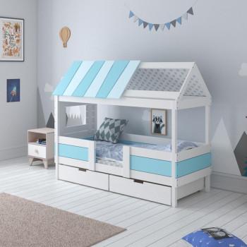 Кровать домик Минт Д - 210
