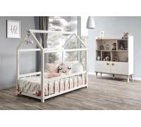 Кровать домик Минт Д - 211