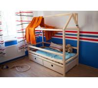 Кровать домик детская Минт К - 065