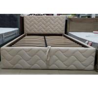 Мягкая кровать Волна