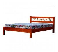 Кровать Икея с ковкой