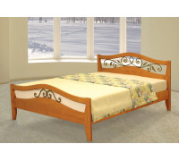 Кровать Талисман с ковкой