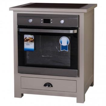 Кухонный модуль под духовку 76 см Матильд