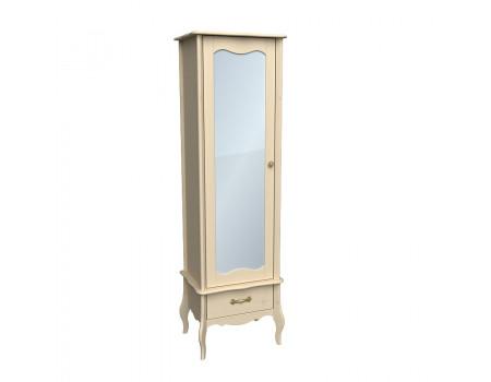 Шкаф для одежды Лебо с зеркалом