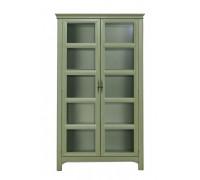 "Шкаф со стеклянными дверками ""Olivia"""