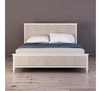 Кровать Riverdi с мягким изголовьем