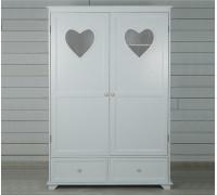 Шкаф двухстворчатый Аделина