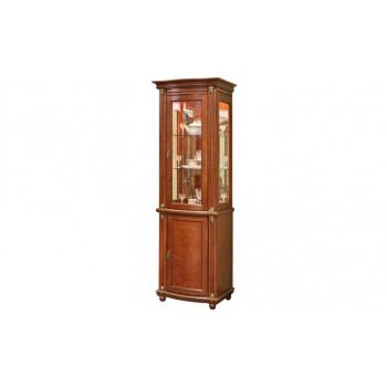 Шкаф с витриной Валенсия