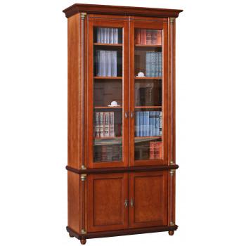 Шкаф для книг Валенсия 2