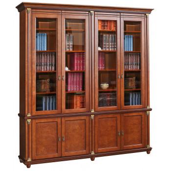 Шкаф для книг Валенсия 4