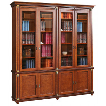 Книжный шкаф Валенсия 02